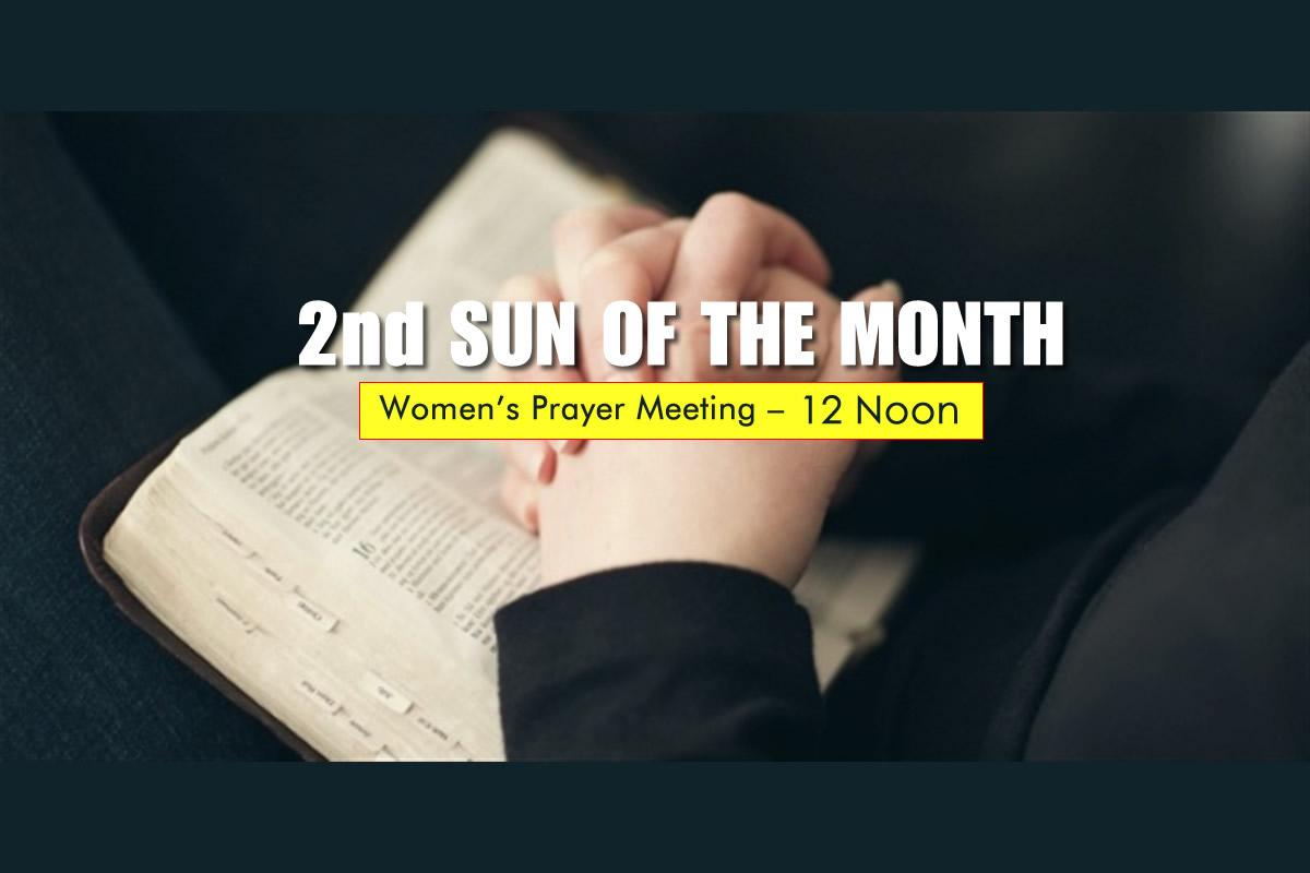 Women Prayer Meeting